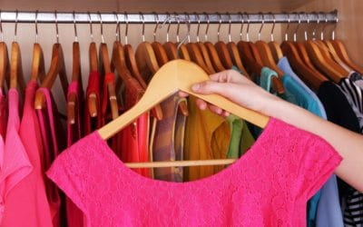 Clean Your Closet in 5 Simple Steps